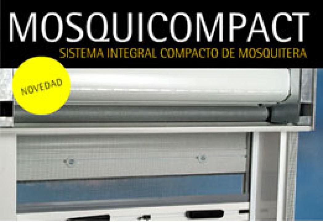 MOSQUICOMPACT. Sistema Integral Compacto de Mosquitera.