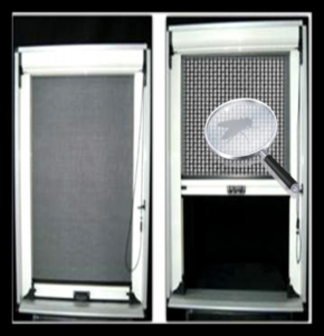 Instalación rápida y económica de mosquiteras