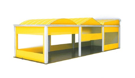 Lonas de toldos pergolas aluminios sanz for Toldos y pergolas para terrazas