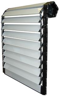 Novedades en persianas aluminios sanz for Persiana velux manual